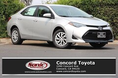 New 2019 Toyota Corolla LE Sedan in Concord CA