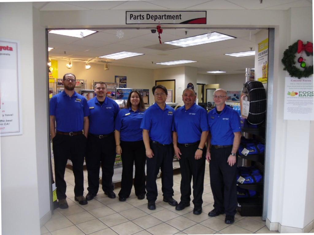 Part Manager Car Parts California