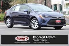New 2020 Toyota Corolla LE Sedan in Concord CA