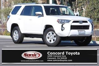 Used 2017 Toyota 4Runner SR5  4WD Natl SUV for sale in Calabasas