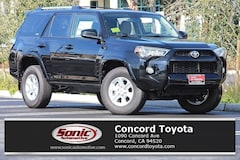 New 2019 Toyota 4Runner SR5 SUV in Concord CA