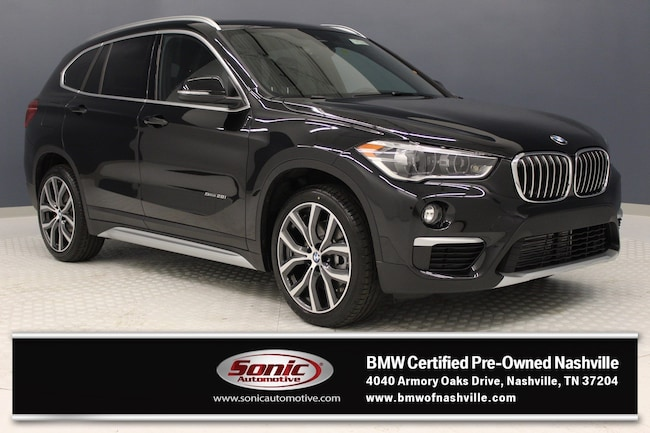 Used 2018 BMW X1 Sdrive28i  Sports Activity Vehicle SAV in Nashville