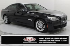 Used 2012 BMW 750i 750i 4dr Sdn  RWD Sedan in Nashville