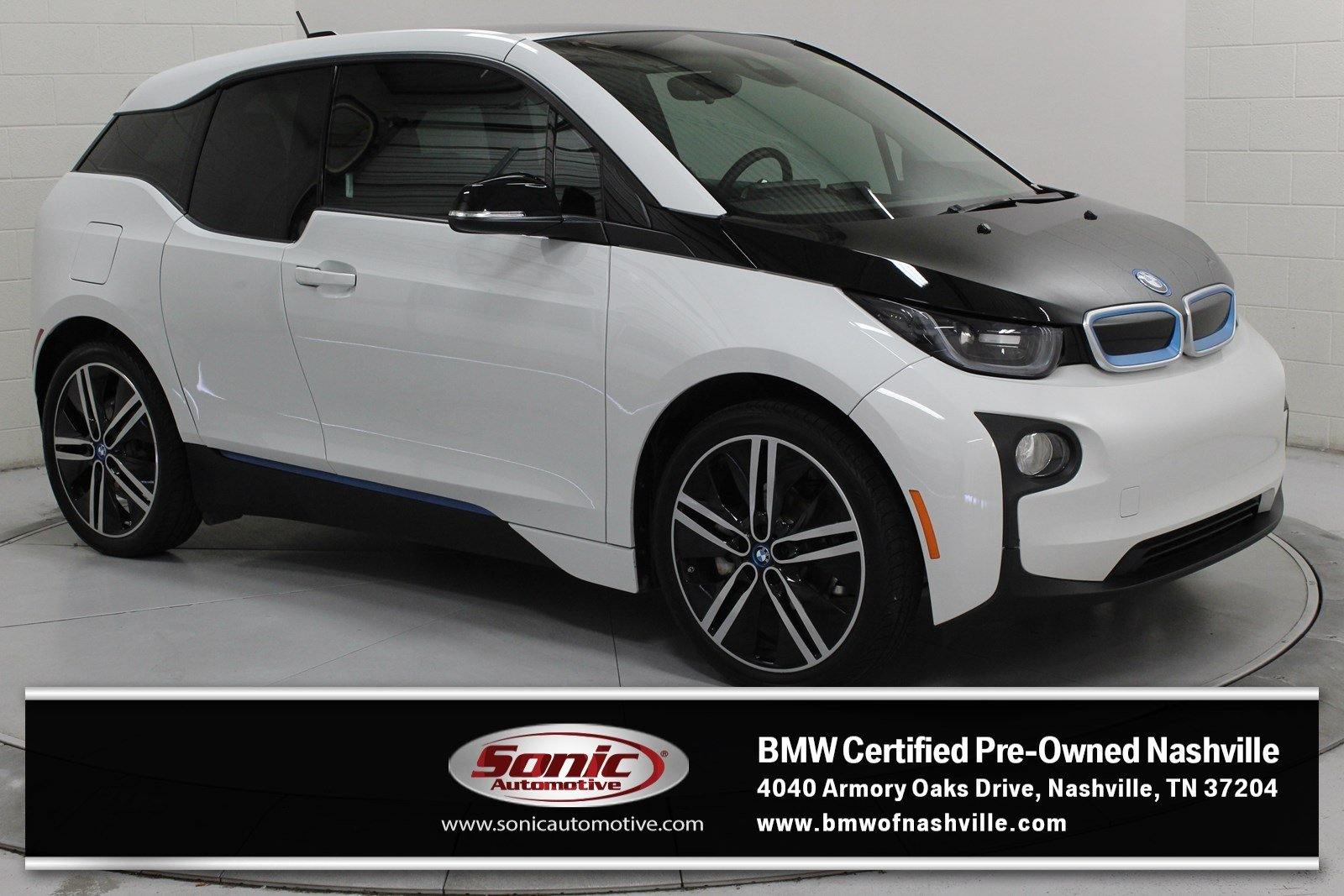 2015 BMW i3 Hatchback