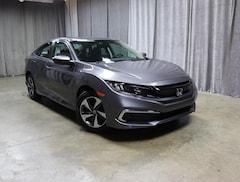 New 2019 Honda Civic LX Sedan in Nashville