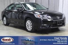 Certified 2015 Honda Accord EX 4dr I4 CVT Sedan in Nashville