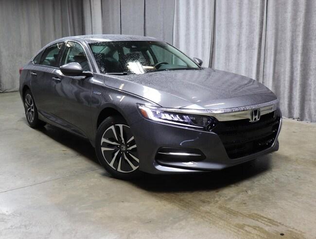 New 2019 Honda Accord Hybrid Sedan in Nashville