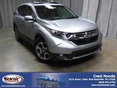 Certified 2017 Honda CR-V EX  2WD SUV in Nashville