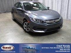 New 2018 Honda Civic LX Sedan in Nashville