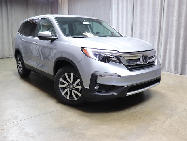 New 2019 Honda Pilot EX-L FWD SUV in Nashville