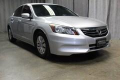 2012 Honda Accord LX 4dr I4 Auto Sedan