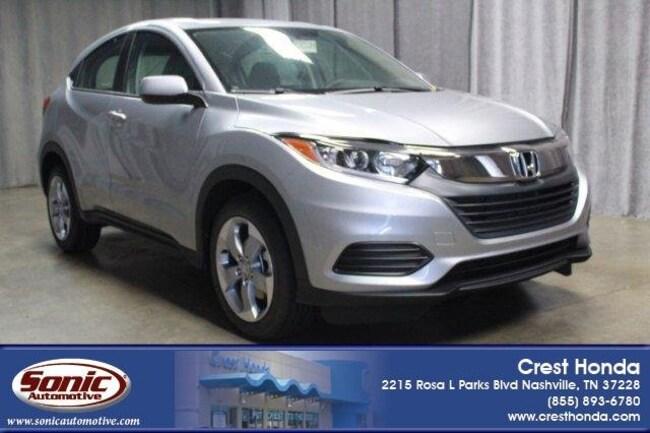 New 2019 Honda HR-V LX 2WD SUV in Nashville