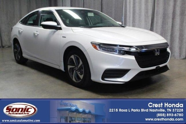 New 2019 Honda Insight LX Sedan in Nashville