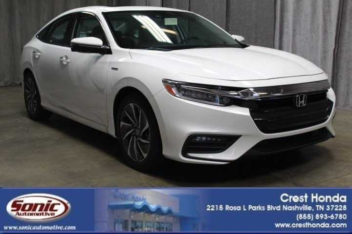 New 2019 Honda Insight Touring Sedan In Nashville