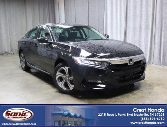 New 2019 Honda Accord EX-L Sedan in Nashville