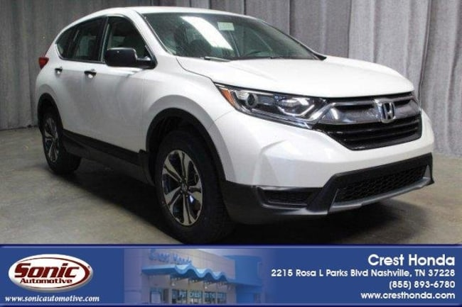 New 2019 Honda CR-V LX AWD SUV in Nashville