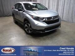 New 2018 Honda CR-V LX 2WD SUV in Nashville