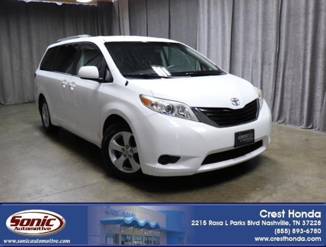 0a7bf739fc Used 2011 Toyota Sienna LE AAS 5dr 7-Pass Van V6 FWD Natl For ...