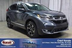 New 2019 Honda CR-V Touring SUV in Nashville