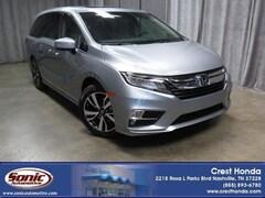 New 2019 Honda Odyssey Elite Van in Nashville