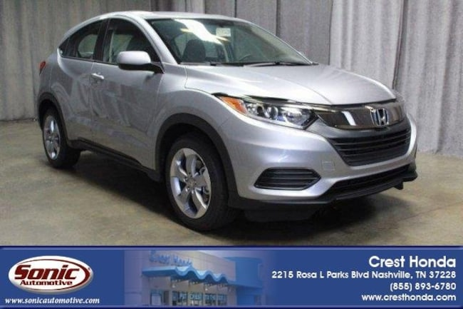 New 2019 Honda HR-V LX 2WD SUV in Nashville