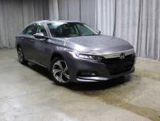 New 2019 Honda Accord EX-L Sedan
