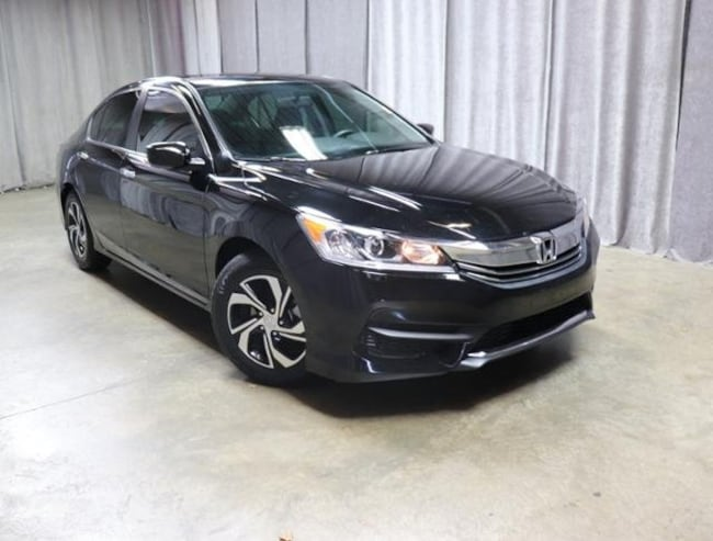 Used 2017 Honda Accord LX Sedan in Nashville
