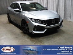 New 2018 Honda Civic Sport Hatchback in Nashville