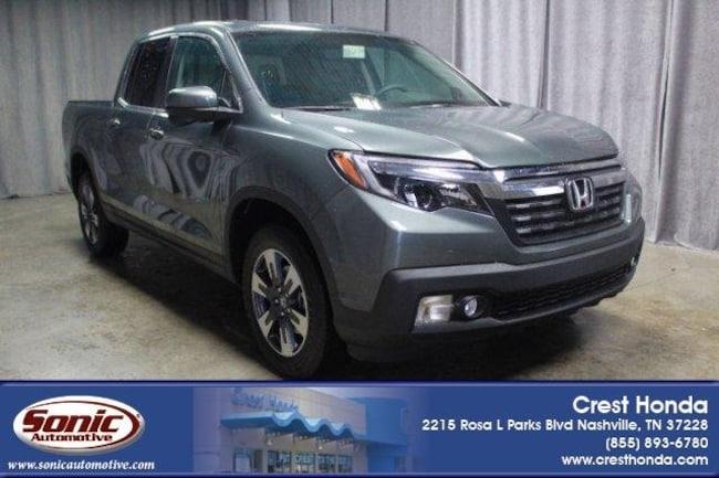 New 2019 Honda Ridgeline RTL-T AWD Truck Crew Cab in Nashville