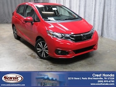 New 2018 Honda Fit EX Hatchback in Nashville
