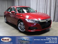 New 2019 Honda Accord LX Sedan in Nashville