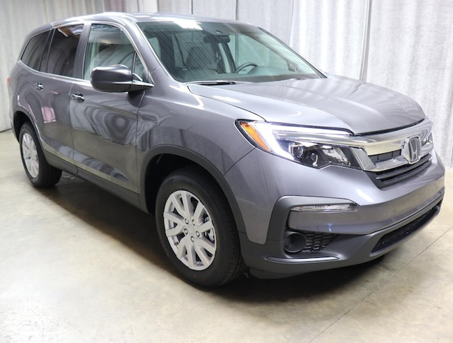 New 2019 Honda Pilot LX AWD SUV in Nashville