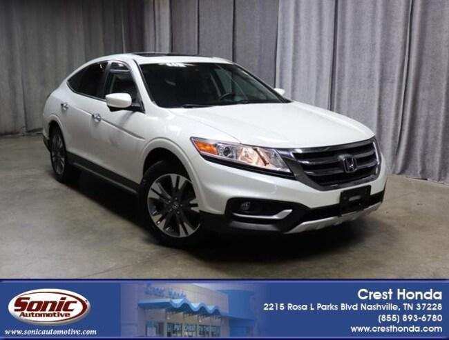 Used 2015 Honda Crosstour EX-L SUV in Nashville
