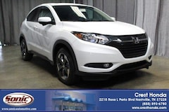 New 2018 Honda HR-V EX 2WD SUV in Nashville