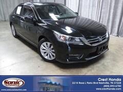 Certified 2015 Honda Accord EX-L 4dr I4 CVT  w/Navi Sedan in Nashville