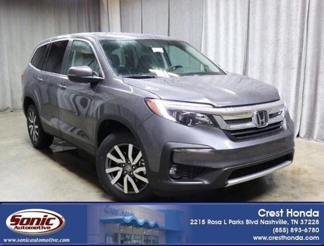 New 2019 Honda Pilot EX-L AWD SUV in Nashville