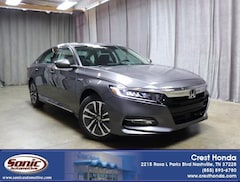 New 2019 Honda Accord Hybrid EX-L Sedan in Nashville