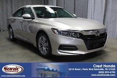 New 2018 Honda Accord LX Sedan in Nashville