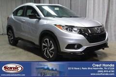 New 2019 Honda HR-V Sport AWD SUV in Nashville