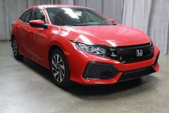 New 2018 Honda Civic LX Hatchback in Nashville
