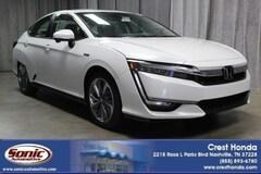 New 2018 Honda Clarity Plug-In Hybrid Sedan in Nashville