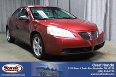 2009 Pontiac G6 GT w/1SA *Ltd Avail* 4dr Sdn Sedan