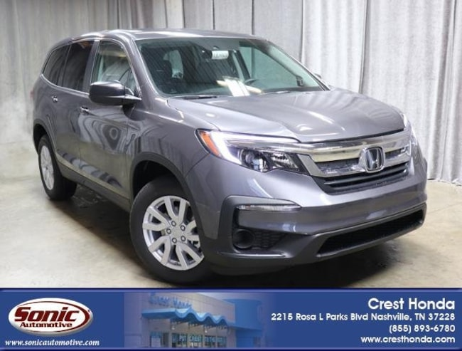 New 2019 Honda Pilot LX AWD SUV in Nashville