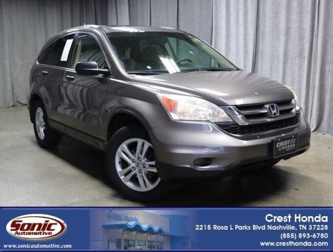 Used 2010 Honda CR-V EX 4WD 5dr SUV in Nashville