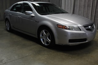 2006 Acura TL Navigation System 4dr Sdn AT Sedan