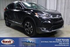 New 2018 Honda CR-V Touring AWD SUV in Nashville