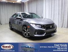New 2019 Honda Civic Si Manual w/Summer Tires *Ltd Avail* Sedan in Nashville