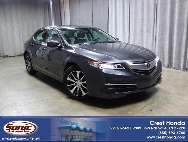 Used 2016 Acura TLX 4dr Sdn FWD Sedan for sale in Brentwood, TN