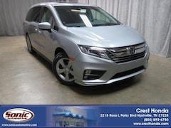 New 2018 Honda Odyssey EX-L Van in Nashville