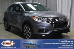 New 2019 Honda HR-V Sport 2WD SUV in Nashville